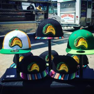 Fresno Grizzlies Open Pop-Up Shop at River Park