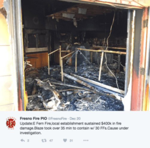 How You Can Help in the Aftermath of Livingstone's Fire
