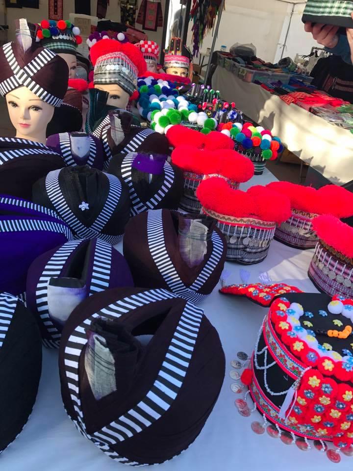 hmong NY hats