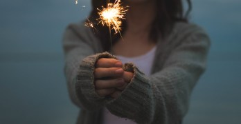 Novel New Year's Resolutions from fellow Valley-residents