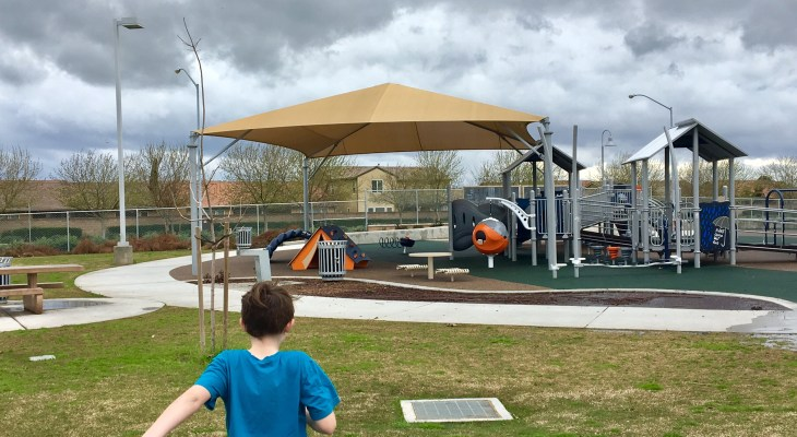 Fresno's Newest Park Lives Up to Its Name: Check Out Inspiration Park