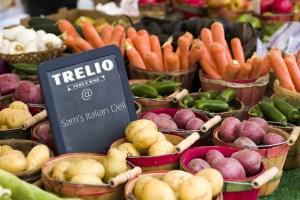 Trelio Chef Brings a Vegetarian Pop-Up Dinner to Sam's Italian Deli