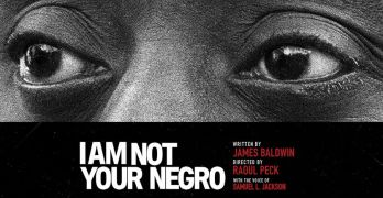 """See the Oscar-nominated Documentary """"I Am Not Your Negro"""" at the Tower Theatre Friday"""