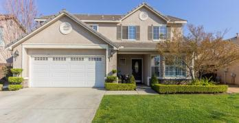Beautiful Clovis Home in Mansionette Palisades Gated Community