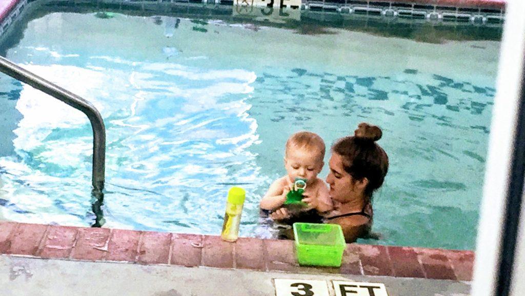 learn to swim in Fresno