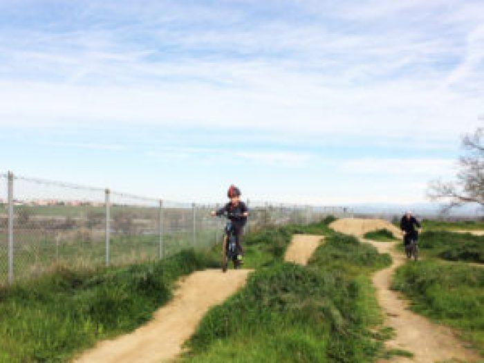 Woodward Park bike trails