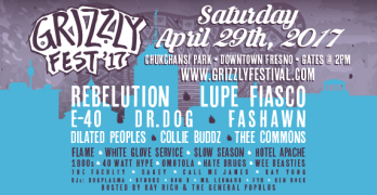 Get Your Tix Now for Grizzly Fest 2017