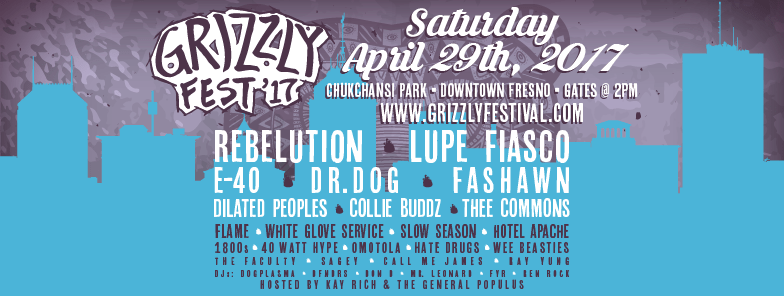 Grizzly Fest Fresno