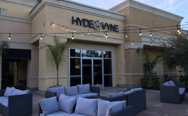 Hyde & Vyne: Cotton Candy, Steak, and Everything In Between