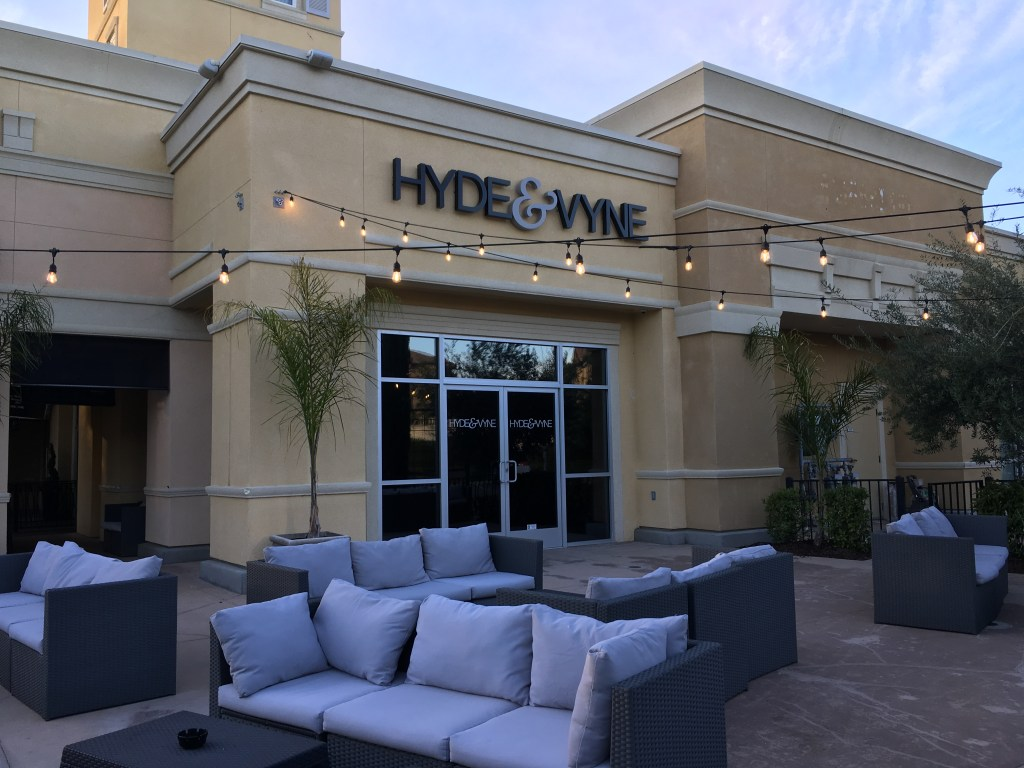 Hyde & Vyne Fresno