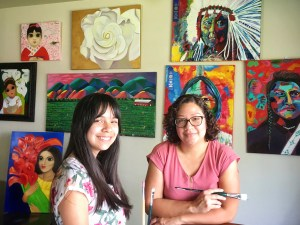 Artist Spotlight: The Mother & Daughter Team of Mata Artworks