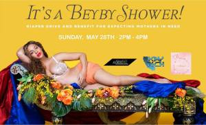 You're Invited to a Beyby Shower