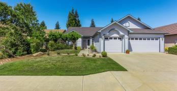 Charming Clovis Unified Home with Remodeled Kitchen