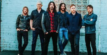 Foo Fighters Coming to Fresno's Save Mart Center