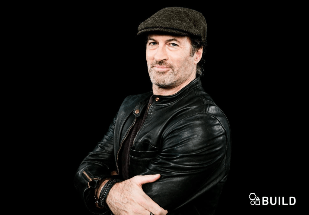 Scott Patterson talks music