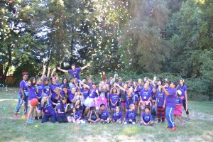 Camp Kesem is a summer camp for kids who have a parent with cancer