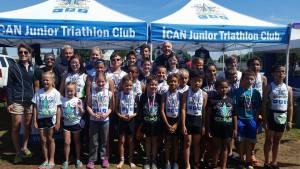 iCAN TRI Junior Triathlon