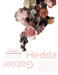 The New Ensemble presents 'Hedda Gabler' for one week only