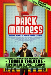 """Brick MADNESS"" hits the Tower District Saturday"