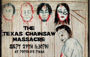 Blood Brothers free movie screenings presents 'The Texas Chainsaw Massacre'
