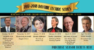 Town Hall lecture series
