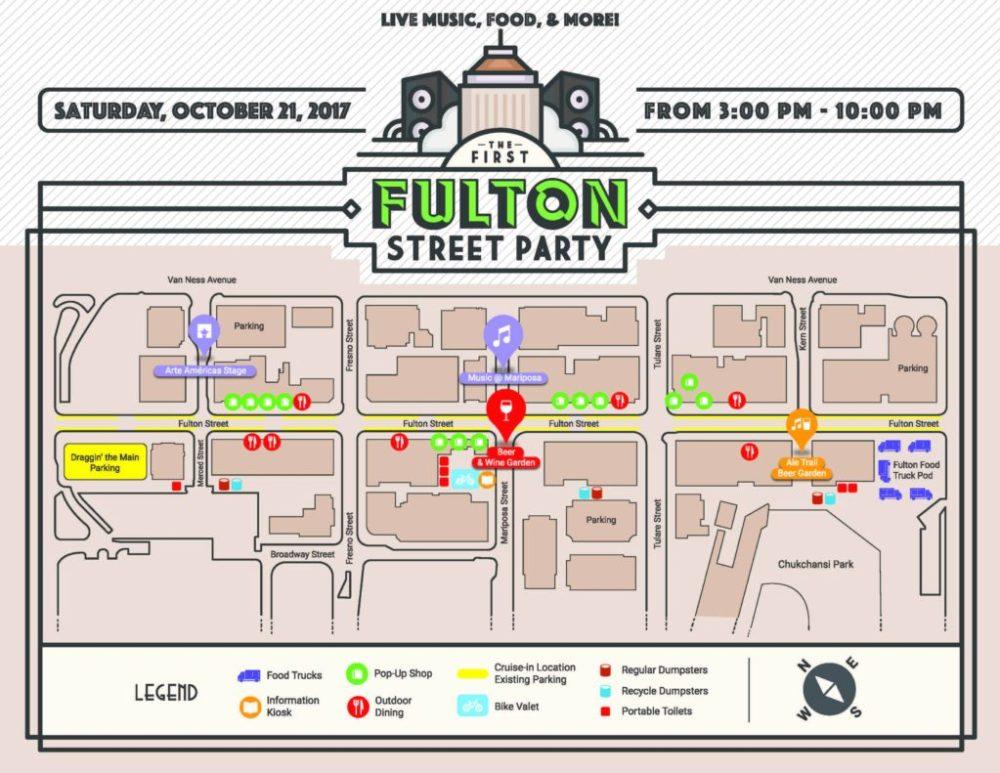 Fulton Street Party