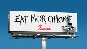 Chick-fil-A is not just about the chicken