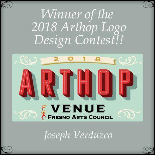 2018 ArtHop logo
