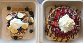 New Wafflicious food truck is making mouths water beyond breakfast time