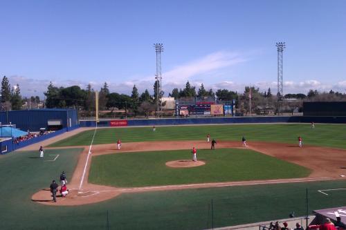 Bulldog baseball and softball teams