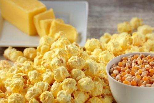 Grandpa's Popcorn and Sweets