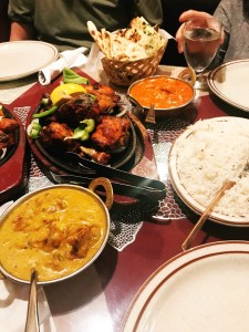 Get your chicken tikka masala fix and more at Royal Taj Fine Indian Cuisine