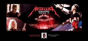 Metallica coming to Fresno's Save Mart Center