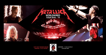 Metallica coming to Fresno's Save Mart Center