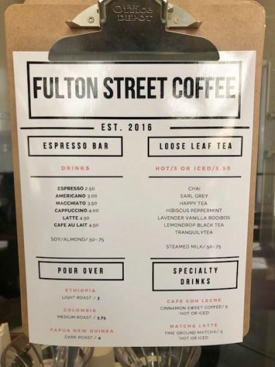 Fulton Street Coffee