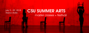 CSU Summer Arts