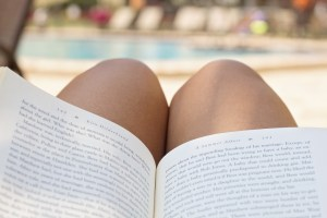 Enjoy a cool pool and hot prose at Lit Splash this Saturday