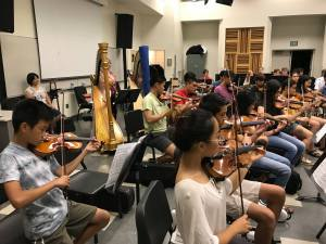 Discover the music of the Youth Orchestras of Fresno