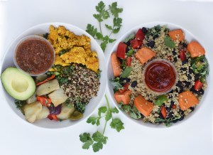 Looking for healthy meal prep? Check out locally owned Rappit Up