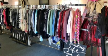 """Enough"" clothing shop wants to ensure families in need have just that—for free"