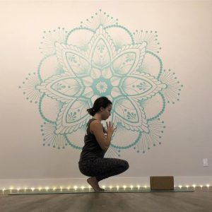 Valley Sweat Life presents Behind the Scenes: Old Town Yoga with Desiree Heckman