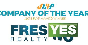 FresYes Realty named FLYP's 2018 Company of the Year