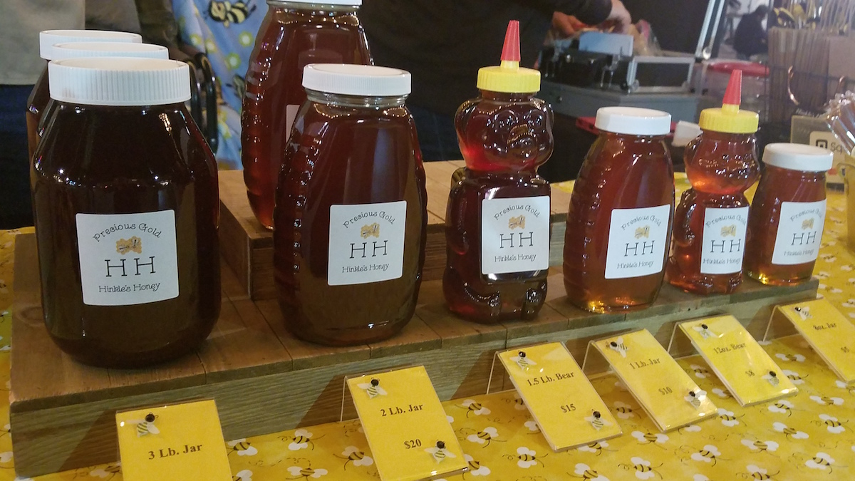 Hinkle's Honey