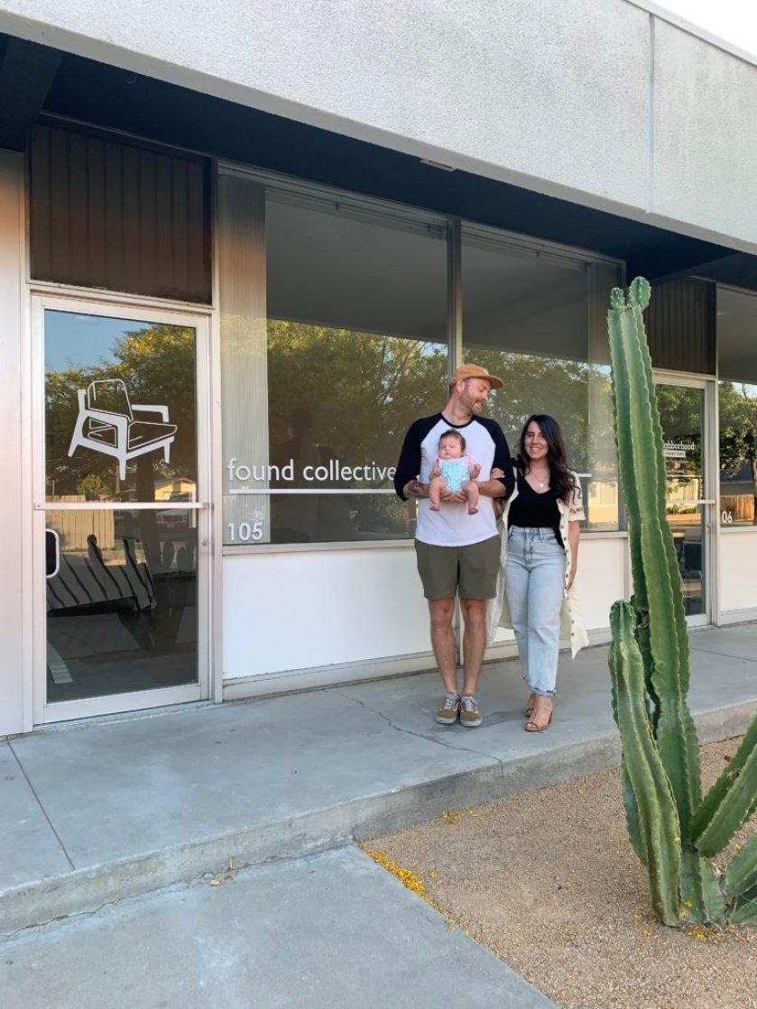 Found Collective opens first brick & mortar store