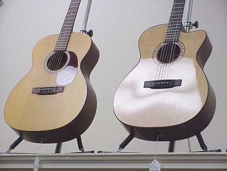 Lacquer Vs Poly Guitar