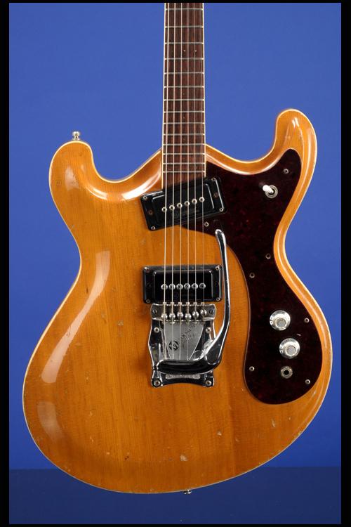 Joe Maphis Mark 1 Guitars  Fretted Americana Inc