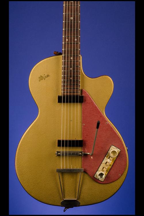 Colorama 444 Guitars  Fretted Americana Inc