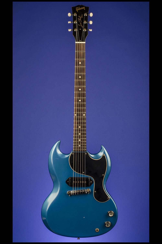 SG Les Paul Junior Guitars Fretted Americana Inc