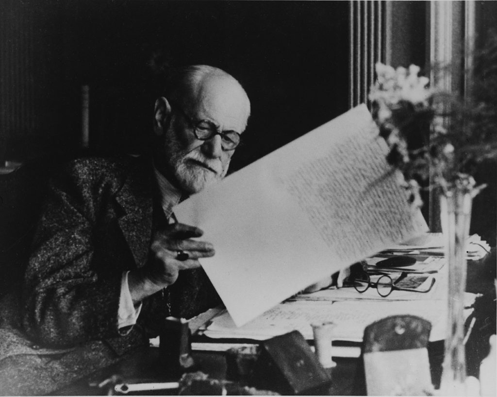 Freud in 1938