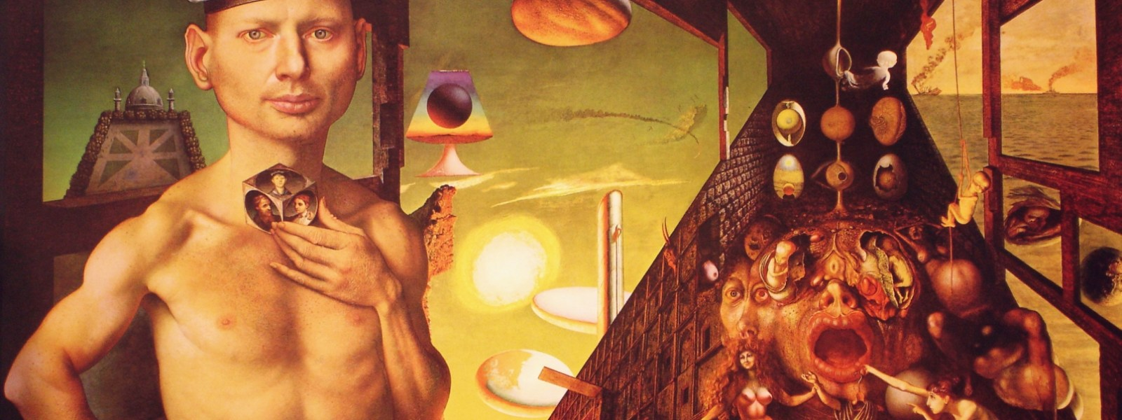 Rudolf Hausner - On Ferenczi's 'Clinical Diary' 1